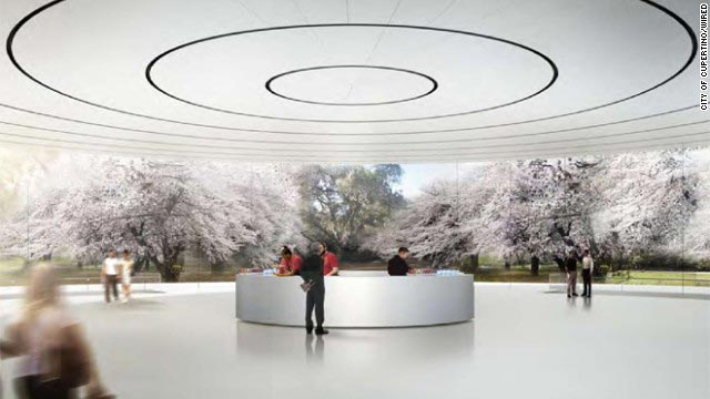 Foster Partners Apple Campus 2