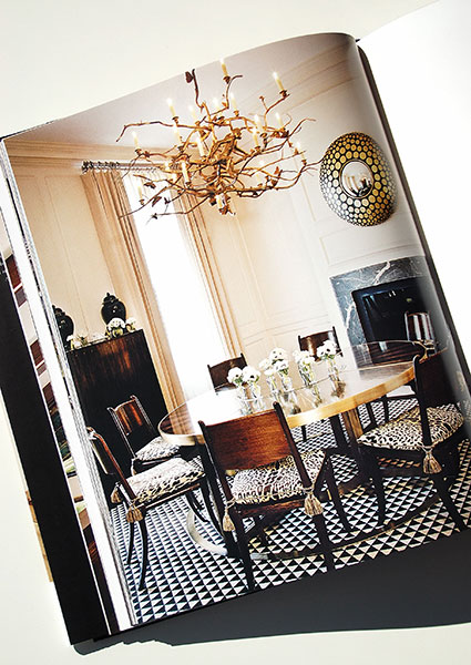 Francois Catroux Interior Design Book